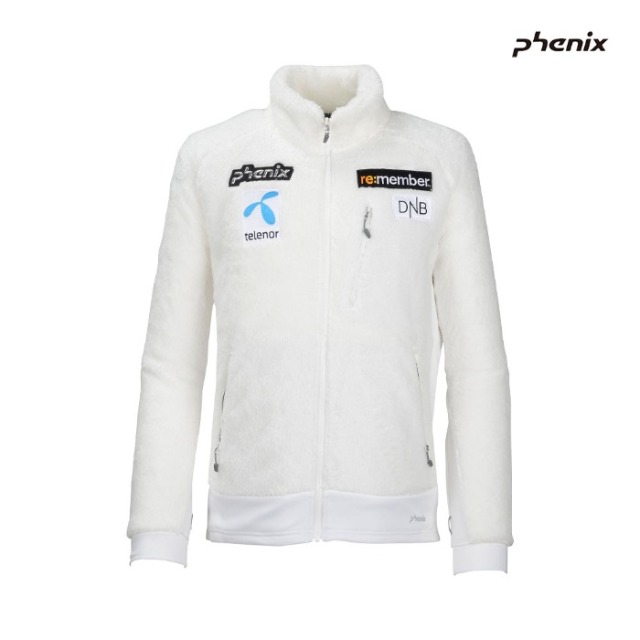 피닉스 스키복 PHENIX Bear Skin Middle Jacket(WH) (19/20)